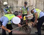 知情人曝光:中共警方收缴的摩托车被偷卖到非洲