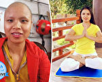 战胜乳癌 生第三个女儿 美丽女歌手的故事