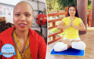 戰勝乳癌 生第三個女兒 美麗女歌手的故事