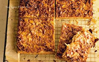 蔬食烘焙DIY 充满南国风情的佛罗伦丁脆饼