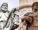 遥相辉映的东西文化:成吉思汗与亚历山大