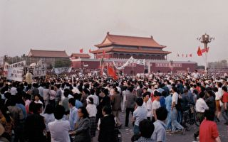 塵封的六四照片:1989年5月天安門
