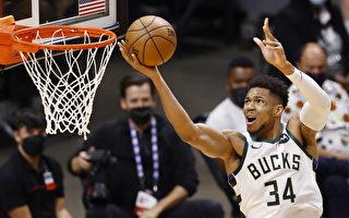 NBA熱火外線持續失準 雄鹿率先聽牌
