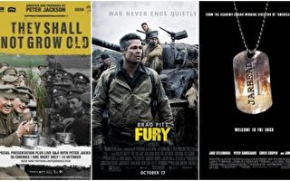 将士纪念日必看的五部本世纪战争影片