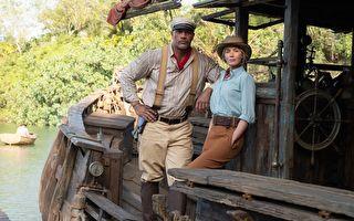 巨石強森《奇航》 聯手艾蜜莉·布朗赴叢林探險