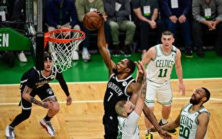 NBA守不住篮网三巨头 绿衫军遭痛击