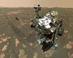 登陆火星百日有余 NASA毅力号回传组图