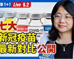 【重播】七大新冠疫苗 最新对比大公开