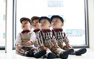金言:第三孩未投胎 段子手先出生