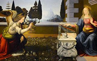 百合花在文藝復興藝術中的象徵意義