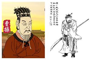 【忠义传】忠心护卫曹操的武林高手许褚
