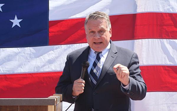 新泽西州国会议员聚会上呼吁关注人权