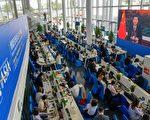 杨威:党媒报导习近平考察变调的背后