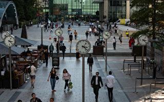 英国逾八成最大公司让员工在家半职上班