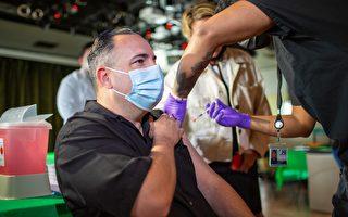 麻州近四千完全接种疫苗者 病毒检测呈阳性