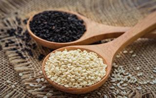 芝麻含有芝麻素等營養素,有豐富的抗氧化、抗糖化效果。(Shutterstock)