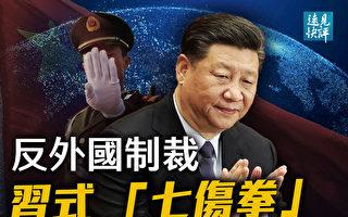 """【远见快评】反外国制裁法 习挥舞""""七伤拳""""?"""