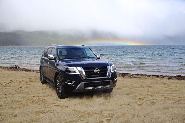 車評:日系巨無霸 2021 Nissan Armada Platinum
