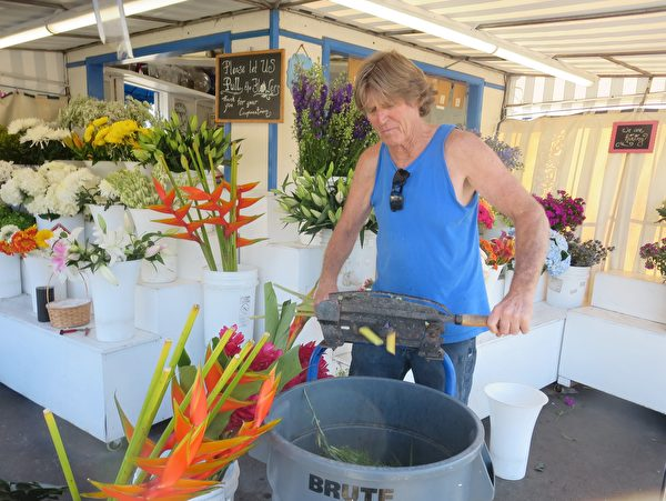 「花和朋友」老闆:花店是我服務社區的方式