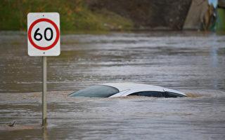 维州6.5万户停电 民众忧更多洪水泛滥