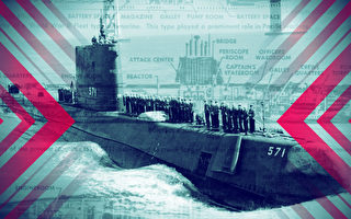 【时事军事】美国核潜艇 悄悄主宰海洋67年