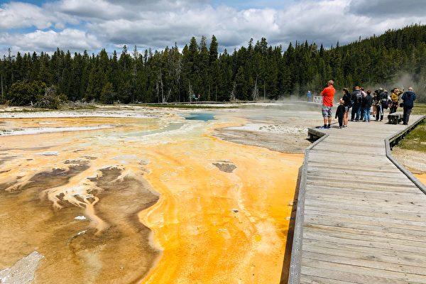 美国国家公园游客激增 5月创纪录