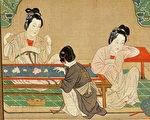 【馨香雅句】中国华服里的艺术——刺绣女红