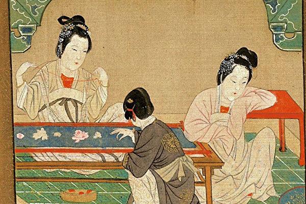 【馨香雅句】中國華服裡的藝術——刺繡女紅