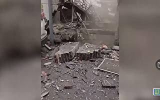 湖北菜市場氣爆 釀12死37重傷
