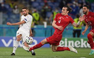 2020欧洲足球杯揭幕战:意大利完胜土耳其