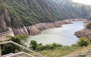 德基蓄水率20% 恢复发电水位
