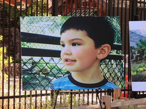橙縣將為被槍殺6歲男孩艾登設紀念匾額