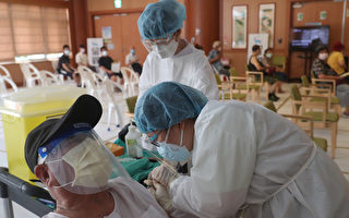 台湾15日增132例本土病例 8例死亡