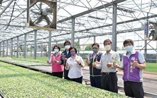 投入科技育苗 科技新貴成農業達人
