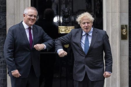 澳洲與英國達成自貿協定 進一步擺脫中國市場