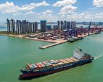 广东省疫情爆发 扰乱全球航运