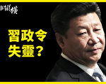 【时事纵横】习政令失灵?中共大动作挑衅G7