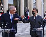 中澳贸易纠纷中 英法表示全力支持澳洲