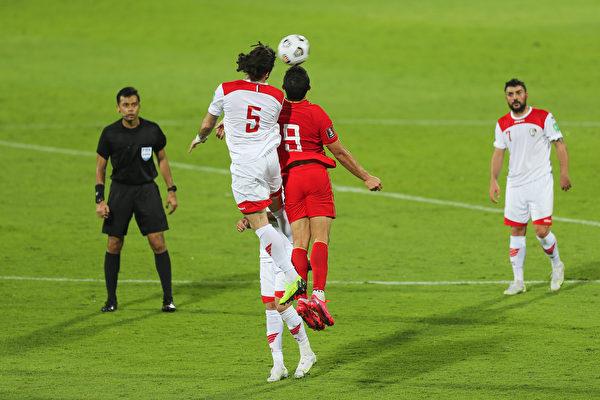 世界杯预选赛亚洲区12强产生 中国男足晋级