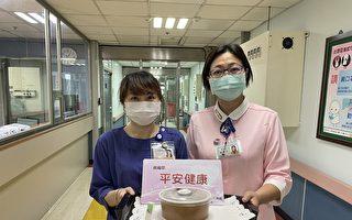 台大雲林分院成功治癒武漢肺炎重症患者