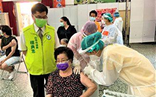 「乎總統拜託!」 議員媽媽第一次打疫苗