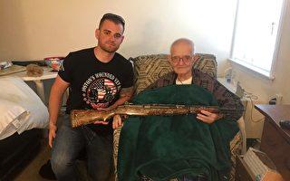 【名家专栏】最后二战老兵的珍贵记忆