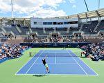 美國網球公開賽8月舉行 開放100%滿場座位售票