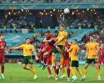 組圖:歐洲盃足球A組 土耳其0:2不敵威爾士