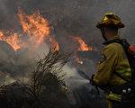 大蘇爾地區大火延燒750英畝 當局發強制撤離令