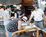 台湾19日增127例本土病例 20例死亡