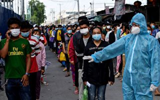依賴中國疫苗的數個國家疫情嚴峻 警示世界