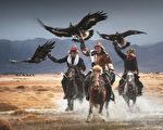 组图:幸存的蒙古驯鹰师与猛禽的深厚情谊