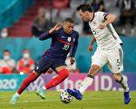 歐洲盃兩輪戰罷 「死亡之組」保留晉級懸念