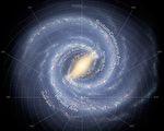 银河系星际物质分布变化剧烈 科学家困惑